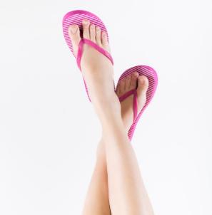 Zomerse voetproblemen